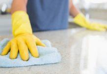 Pulire e curare le superfici di marmo