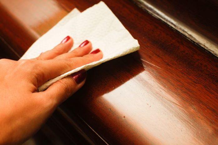pulire curare i mobili in legno