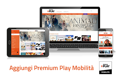 Come attivare Premium Play On Demand