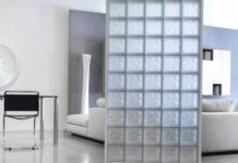 Come costruire una parete con i mattoni di vetro