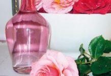 Come fare il liquore di rose