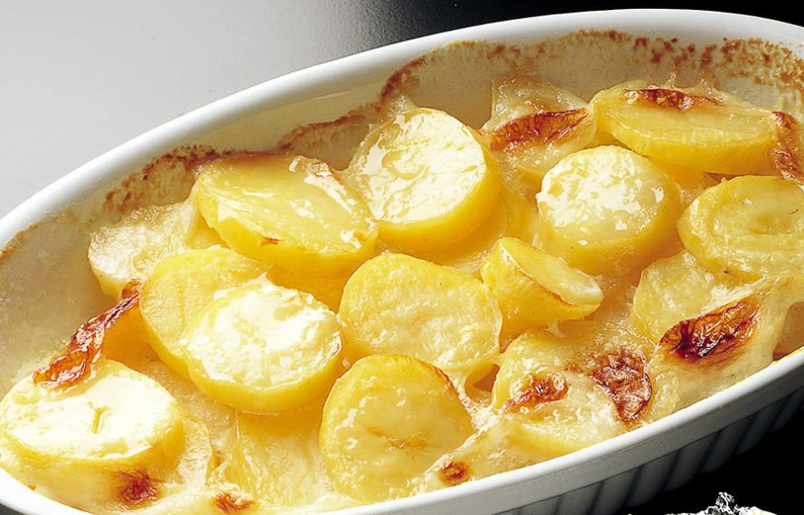 Come fare le patate alla crema