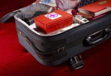 Come organizzare il pronto soccorso da viaggio