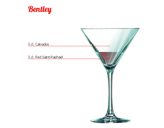 Come preparare il cocktail Bentley