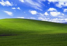 Come recuperare lo sfondo del desktop su Windows XP