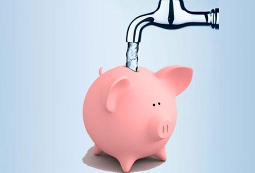 Come risparmiare il consumo di acqua