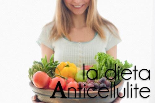 Come combattere la cellulite a tavola - dieta anticellulite
