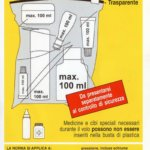 Come portare liquidi nel bagaglio a mano