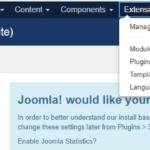 Come cambiare la lingua in Joomla - Verifica Lingua