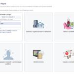 Come creare una pagina Facebook Scegli una categoria