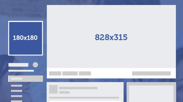 Come creare una pagina Facebook - caricare immagine di copertina