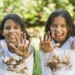 Come eliminare le macchie di fango