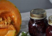 Come fare la confettura di lamponi e melone