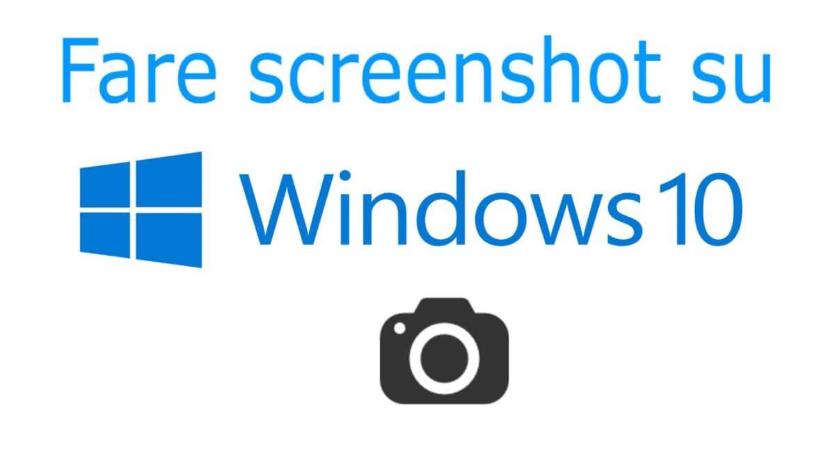 Come fare uno screenshot su Windows 10 - Win + Print Screen