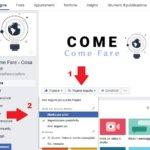 Come leggere tutti i messaggi che pubblica una pagina Facebook – mostra per primi
