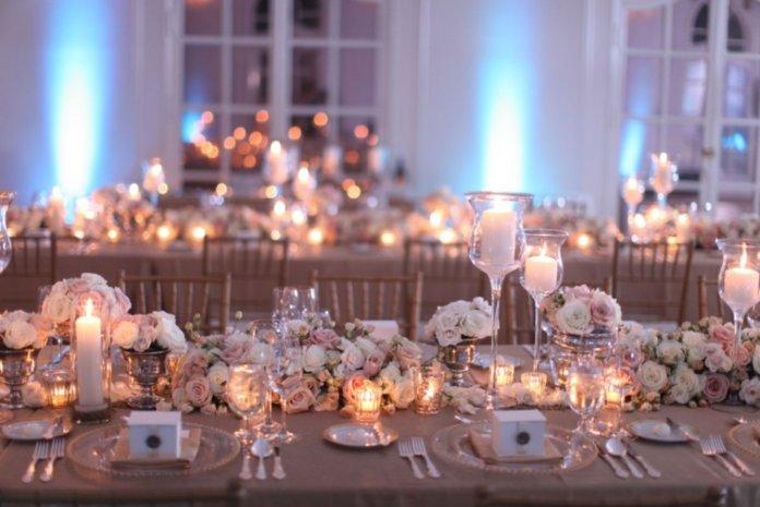 Come organizzare i tavoli al matrimonio