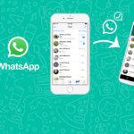WhatsApp Come inviare una chat tramite e-mail