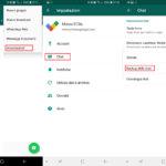Whatsapp backup in Google Drive