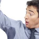 come combattere sudorazione eccessiva