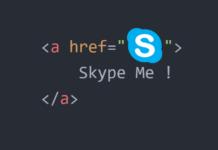 Come Crea il collegamento a Skype