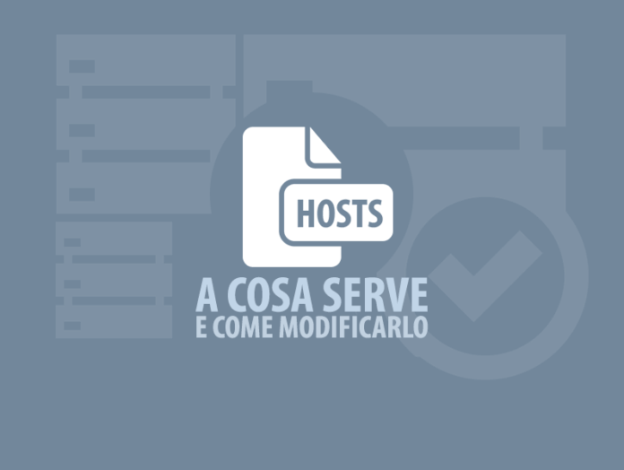 Come Modificare il file Hosts