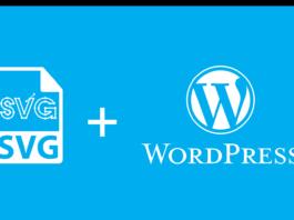 Come aggiungere SVG a WORDPRESS