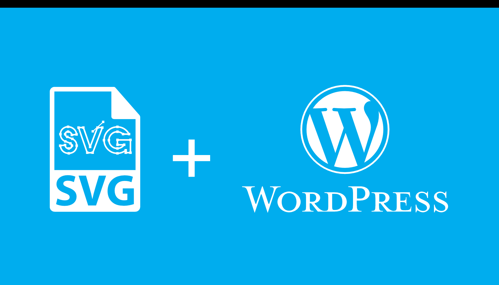 Come aggiungere SVG a WordPress