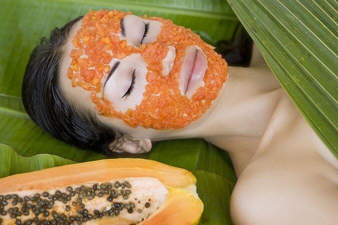 Come eliminare i brufoli dal viso - Papaia