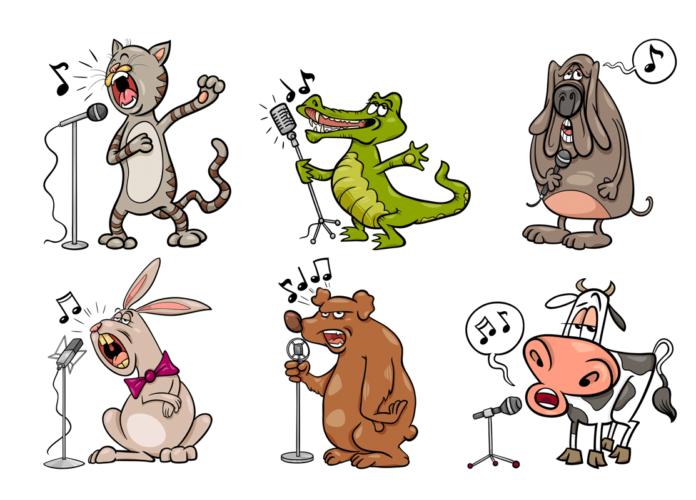 Versi degli animali