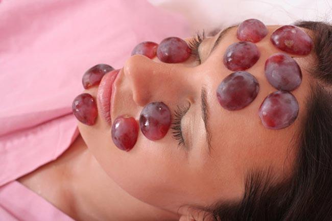 Come fare dei trattamenti di bellezza con l uva