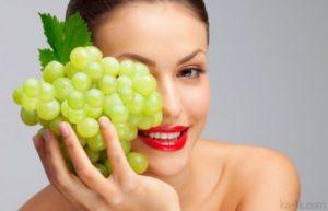 trattamenti di bellezza con l'uva
