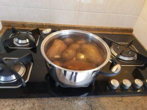 Gnocchi di patate con i carciofi