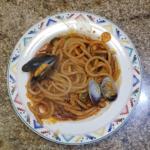 Scialatielli allo scoglio – piatto