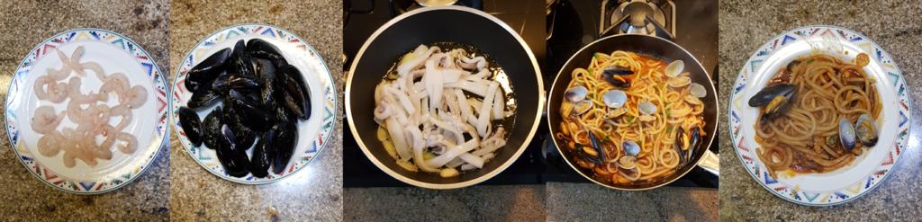 Scialatielli allo scoglio ricetta