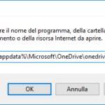OneDrive Reset