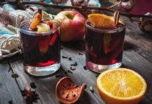 vino di arance