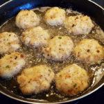 Come fare le polpette di merluzzo frittura