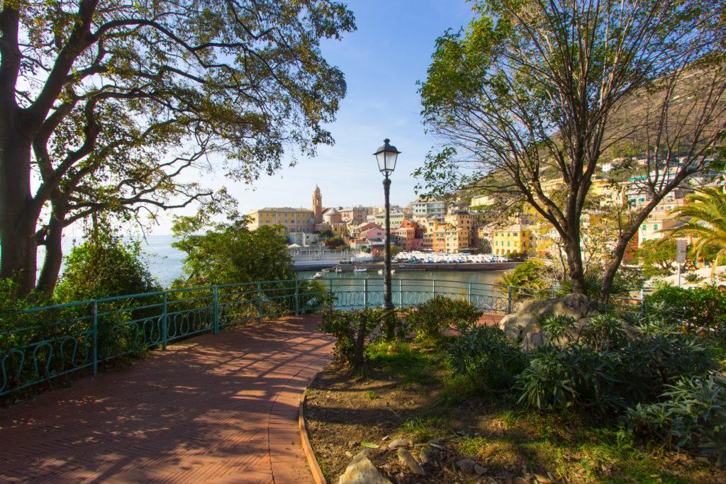 Cosa fare a Genova Nervi