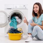 Eliminare l'Odore Cattivo dalla Lavatrice