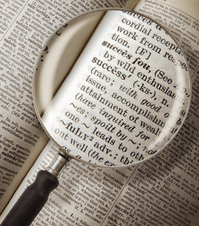 come creare un glossario