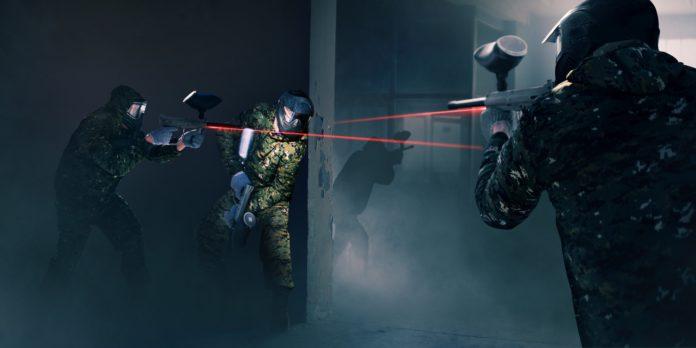 Come aprire un laser game