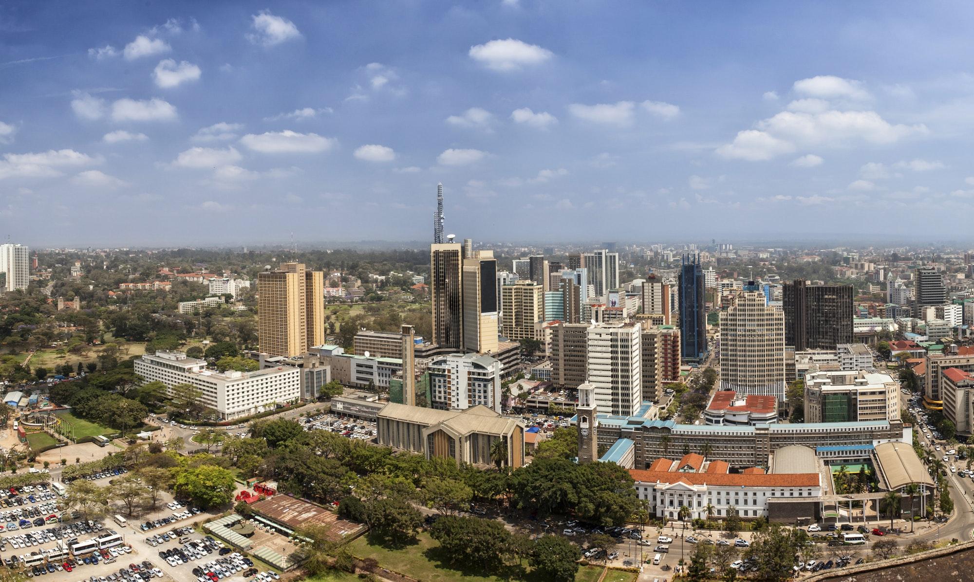 come organizzare un tour in Kenya