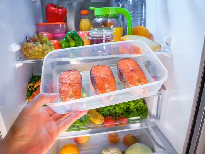 Come congelare il cibo