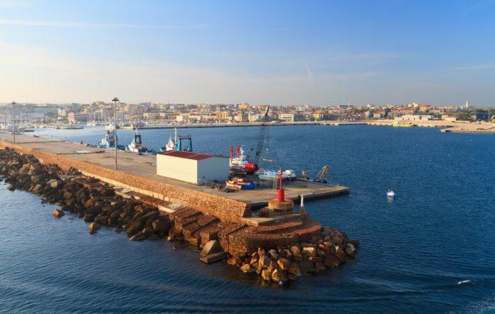 Sardinia - Porto Torres
